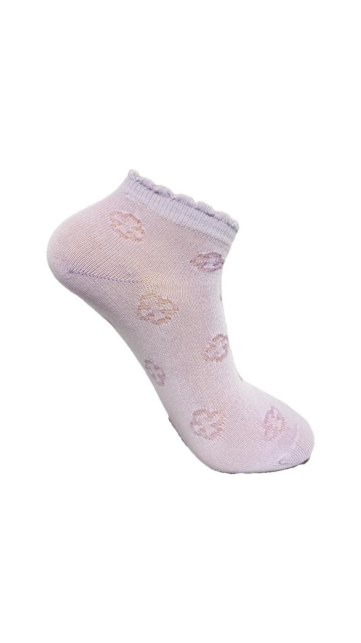 Носки женские короткие сетка